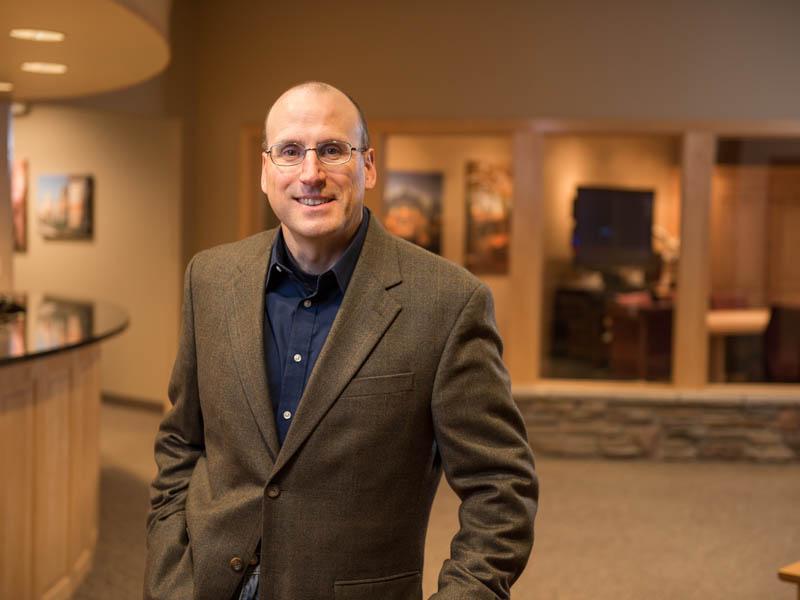 Dave Linder, LEED® AP Pic